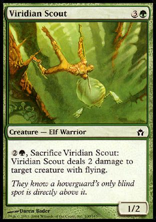 Viridian Scout, Fifth Dawn