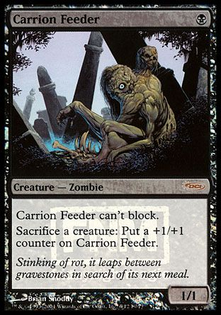Carrion Feeder, Friday Night Magic