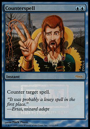 Counterspell, Friday Night Magic