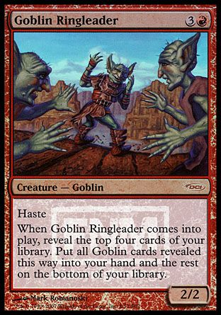 Goblin Ringleader, Friday Night Magic