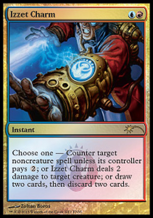Izzet Charm, Friday Night Magic