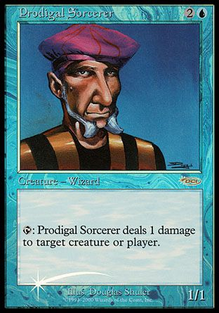 Prodigal Sorcerer, Friday Night Magic