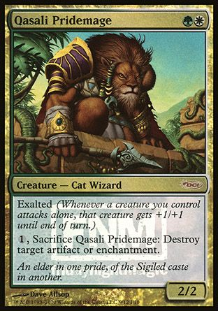 Qasali Pridemage, Friday Night Magic