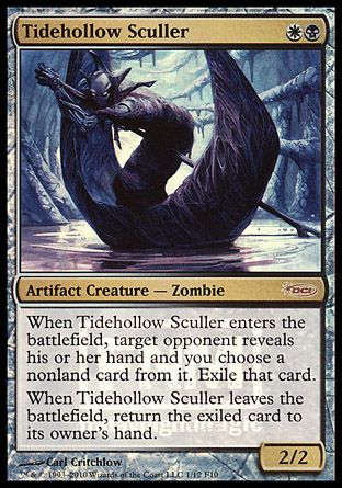 Tidehollow Sculler, Friday Night Magic