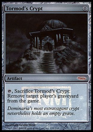 Tormod's Crypt, Friday Night Magic