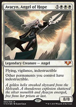 Avacyn, Angel of Hope, From the Vault Angels