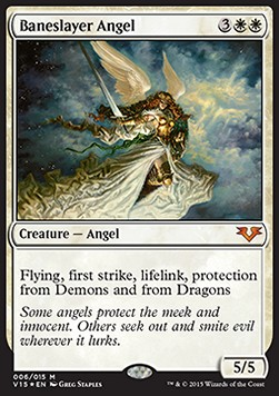 Baneslayer Angel, From the Vault Angels