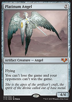 Platinum Angel, From the Vault Angels