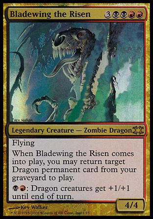 Bladewing the Risen, From the Vault Dragons