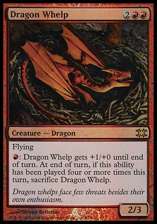 Dragon Whelp, From the Vault Dragons