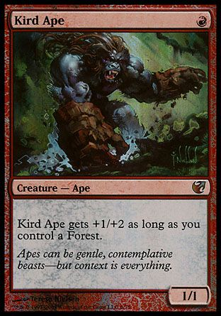 Kird Ape, From the Vault Exiled