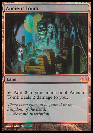 Ancient Tomb, From the Vault Realms