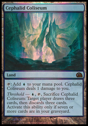 Cephalid Coliseum, From the Vault Realms