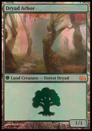 Dryad Arbor, From the Vault Realms