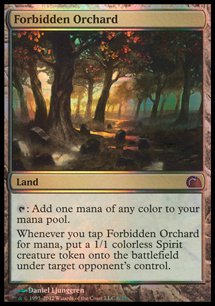Forbidden Orchard, From the Vault Realms