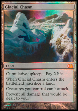 Glacial Chasm, From the Vault Realms