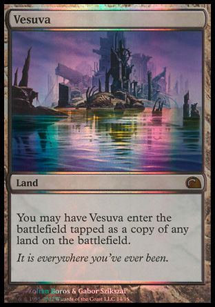 Vesuva, From the Vault Realms
