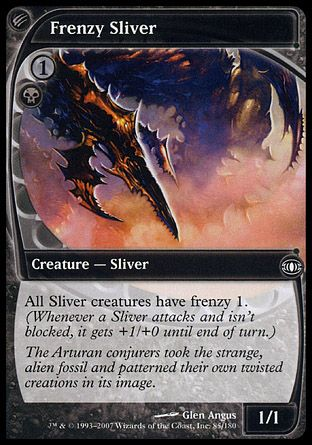 Frenzy Sliver, Future Sight