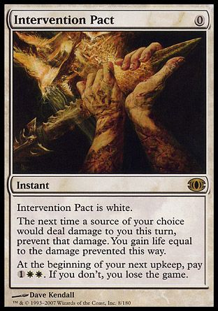 Intervention Pact, Future Sight