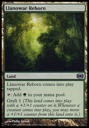 Llanowar Reborn, Future Sight
