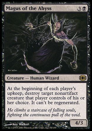 Magus of the Abyss, Future Sight