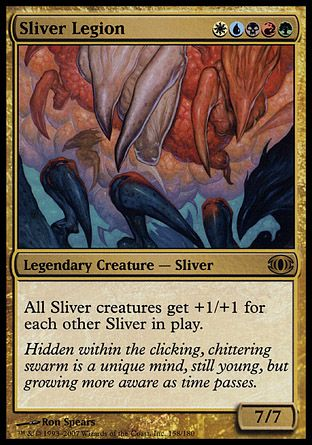 Sliver Legion, Future Sight