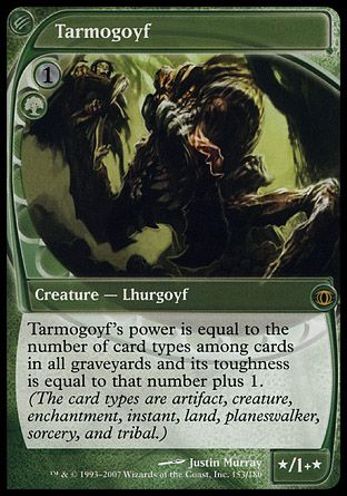 Tarmogoyf, Future Sight