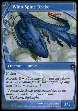 Whip-Spine Drake, Future Sight