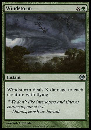Windstorm, Garruk vs Liliana