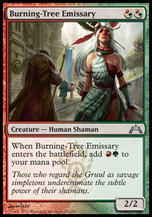 Burning-Tree Emissary, Gatecrash