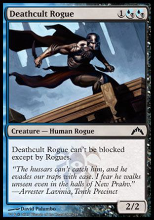 Deathcult Rogue, Gatecrash