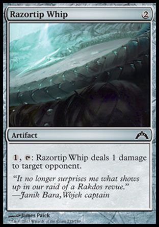 Razortip Whip, Gatecrash