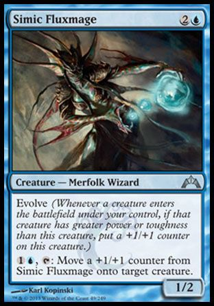 Simic Fluxmage, Gatecrash