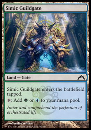 Simic Guildgate, Gatecrash