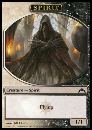 Spirit token, Gatecrash