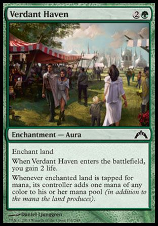 Verdant Haven, Gatecrash