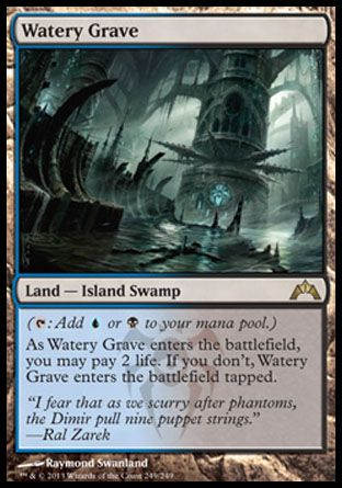 Watery Grave, Gatecrash