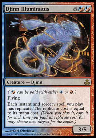 Djinn Illuminatus, Guildpact