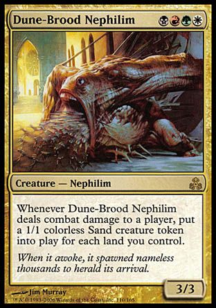 Dune-Brood Nephilim, Guildpact