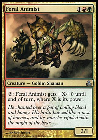 Feral Animist, Guildpact