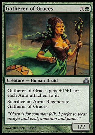 Gatherer of Graces, Guildpact