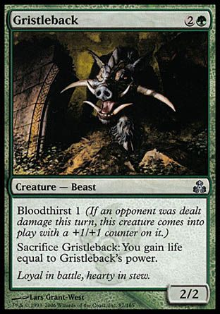 Gristleback, Guildpact