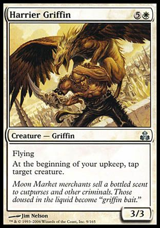 Harrier Griffin, Guildpact