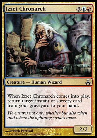 Izzet Chronarch, Guildpact