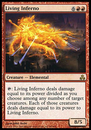 Living Inferno, Guildpact