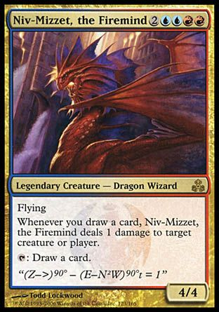 Niv-Mizzet, the Firemind, Guildpact