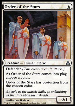 Order of the Stars, Guildpact