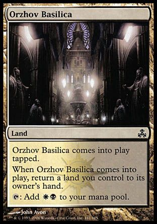 Orzhov Basilica, Guildpact