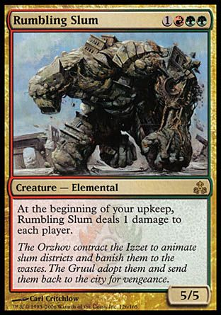 Rumbling Slum, Guildpact
