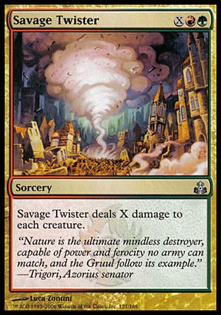 Savage Twister, Guildpact